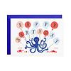 Mr. Boddington's Studio Eight Balloons Card