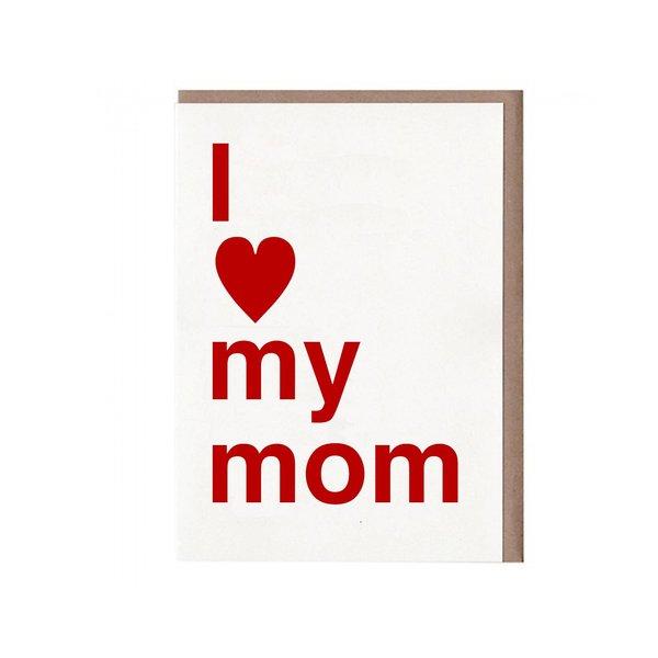 Sad Shop Sad Shop - I Heart My Mom Card