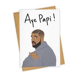 Tay Ham Tay Ham Aye Papi Card
