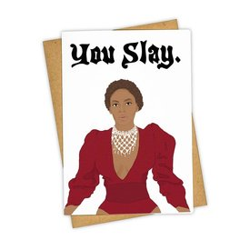 Tay Ham Tay Ham You Slay Card
