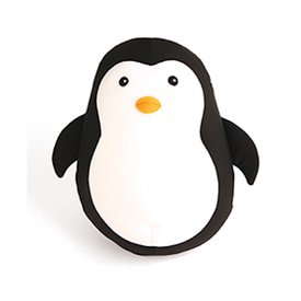 Kikkerland Penguin Zip & Flip Travel Pillow