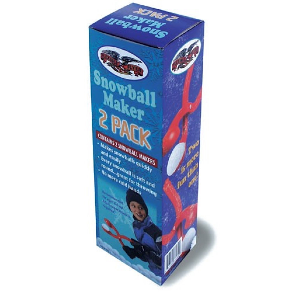 Flexible Flyer Snowball Makers - 2 Pack
