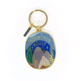 Idlewild Co. Idlewild Keychain - Mountain House