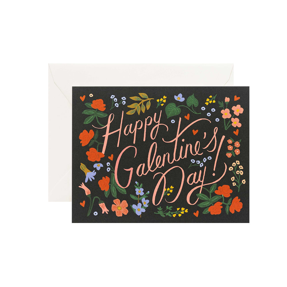 Rifle Paper Co. Rifle Paper Co. Card - Galentine's Day