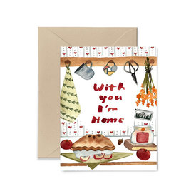 Buy Olympia Little Truths With You I'm Home Card