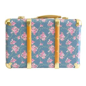 Alimrose Alimrose Mini Vintage Brief Case - Wildflower