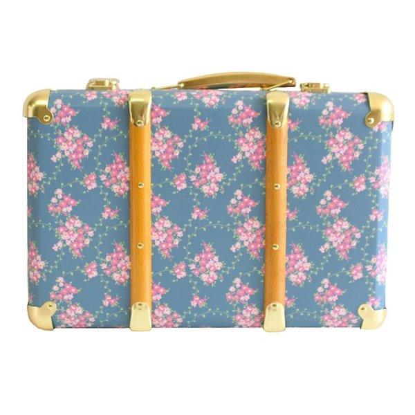 Alimrose Alimrose Mini Vintage Brief Case - Wildflower