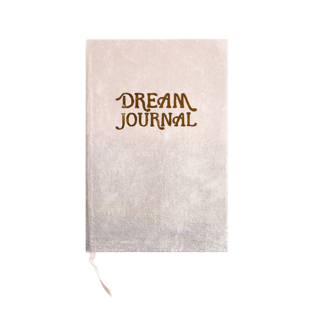Printfresh Studio Blush Ombre Velvet Dream Journal