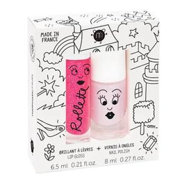 Nailmatic Nailmatic Nail Polish and Lip Gloss - Fairytales