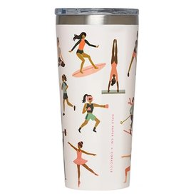 Corkcicle Corkcicle + Rifle Paper Tumbler 16oz - Sports Girls