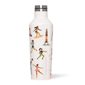 Corkcicle Corkcicle + Rifle Paper Canteen 16oz - Sports Girls