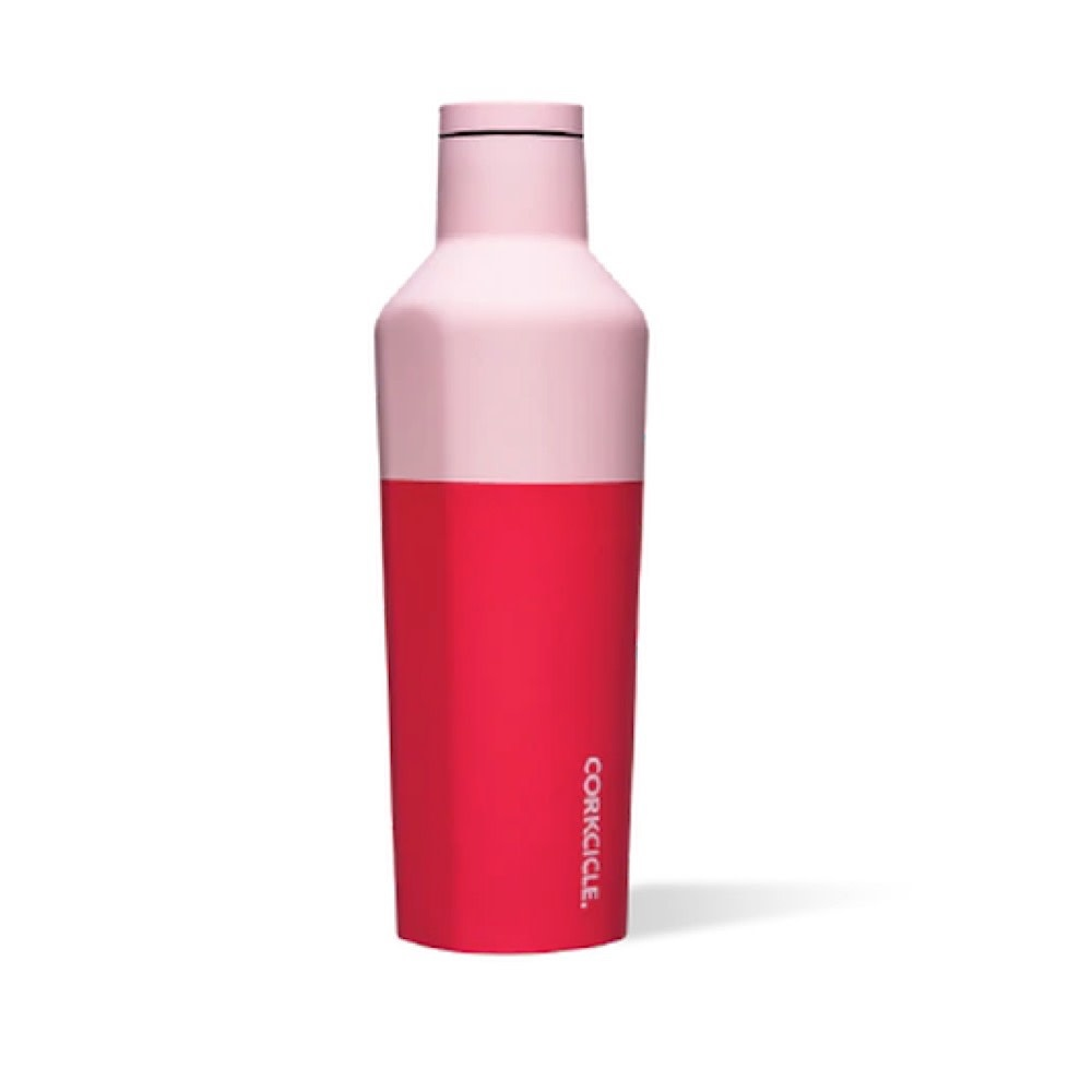Corkcicle Canteen 16oz - Color Block Shortcake