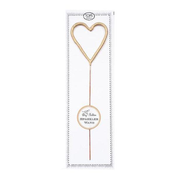Tops Malibu Tops Malibu Sparkler - Big Golden Heart