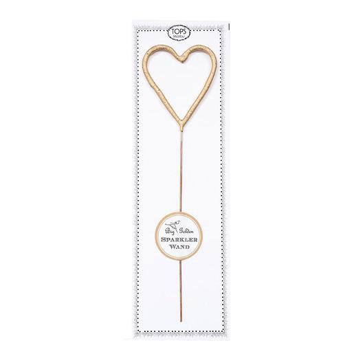 Tops Malibu Sparkler - Big Golden Heart