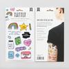 Tattly Tattoo Sheet - Mixed Feelings