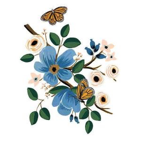 Tattly Tattly Tattoo 2-Pack - Monarch