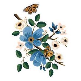 Tattly Tattly Tattoo 2-Pack - Monarch