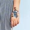Tattly Tattoo 2-Pack - Monarch