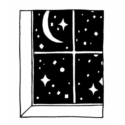 Tattly Tattoo 2-Pack - Window