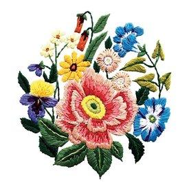 Tattly Tattly Tattoo 2-Pack - Stitched Bouquet