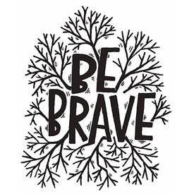 Tattly Tattly Tattoo 2-Pack - Be Brave