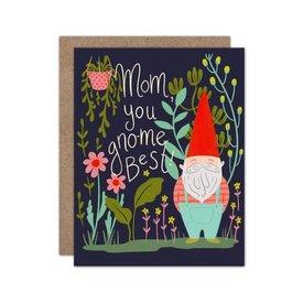 Olive & Company Olive & Company Card - Gnome Mom