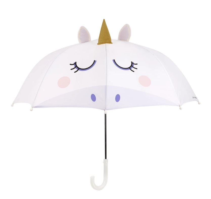 Sunnylife Sunnylife Kids Umbrella - Unicorn