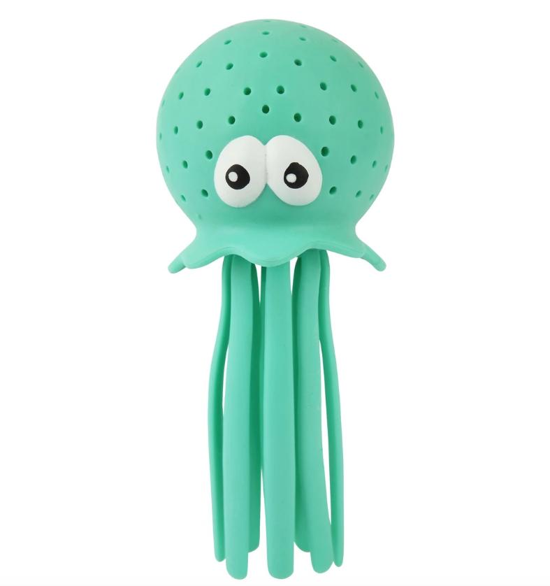 Sunnylife Bath Squirter - Turquoise Octopus