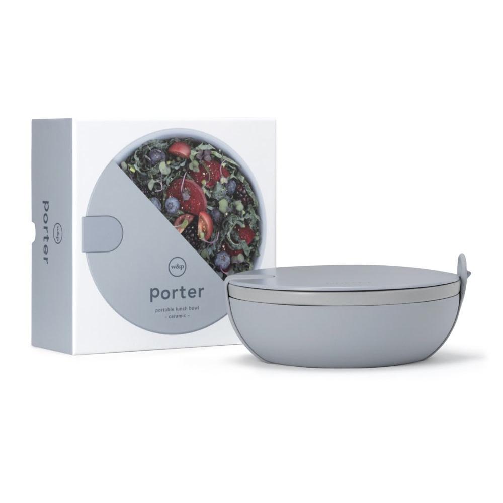 Porter Bowl Ceramic - Slate