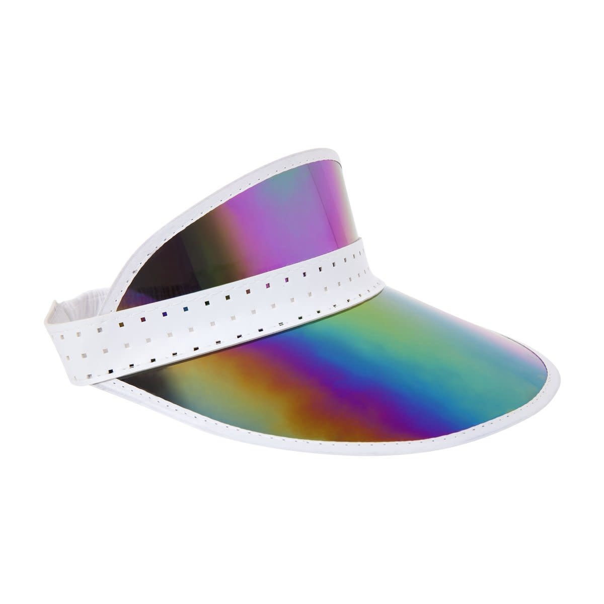 Sunnylife Retro Sun Visor - Midnight Iridescent