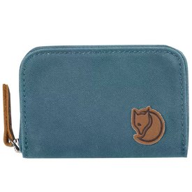 Fjallraven Arctic Fox LLC Fjallraven Zip Card Holder Wallet - Dusk