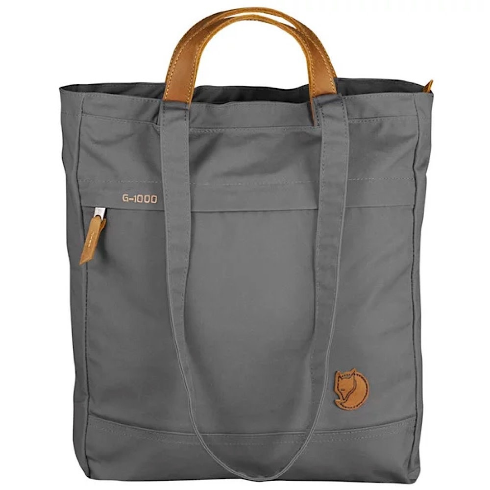 Fjallraven Arctic Fox LLC Fjallraven Totepack No. 1 - Super Grey