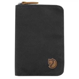 Fjallraven Arctic Fox LLC Fjallraven Passport Wallet - Dark Grey