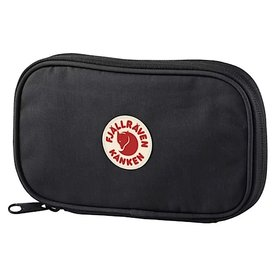 Fjallraven Arctic Fox LLC Fjallraven Kanken Travel Wallet - Black