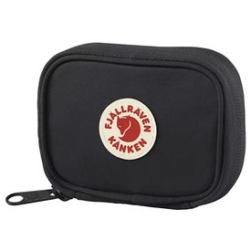 Fjallraven Arctic Fox LLC Fjallraven Kanken Card Wallet - Black