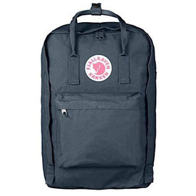 "Fjallraven Arctic Fox LLC Fjallraven Kanken 17"" Laptop Backpack - Graphite"