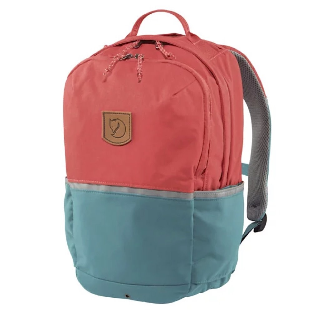 Fjallraven Arctic Fox LLC Fjallraven High Coast Kids Backpack - Peach Pink Lagoon