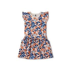 Tea Collection Tea Collection Pocket Dress - Spring Citrus