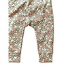 Tea Collection Ruffle Pants - Cyprus Floral