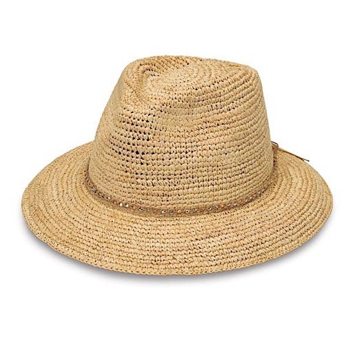 Wallaroo Hat Company Malibu Hat - Natural