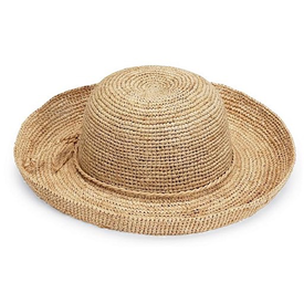 Wallaroo Hat Company Catalina Hat - Natural