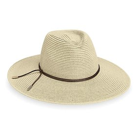 Wallaroo Hat Company Montecito Hat - Natural
