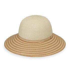 Wallaroo Hat Company Riviera Hat - Natural Tan