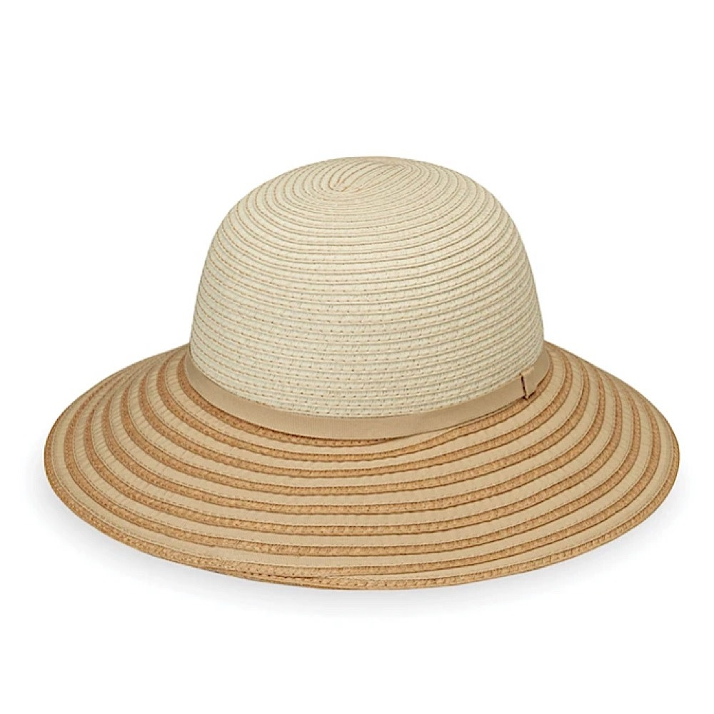 Wallaroo Hat Company Riviera Hat - Natural Tan