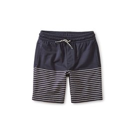 Tea Collection Tea Collection Knit Beach Shorts - Indigo
