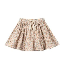 Rylee + Cru Rylee + Cru Mini Skirt - Flower Field