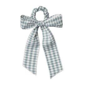 Rylee + Cru Rylee + Cru Hair Scarf Tie Scrunchie - Gingham