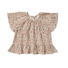 Rylee + Cru Rylee + Cru Butterfly Top - Flower Field - Natural