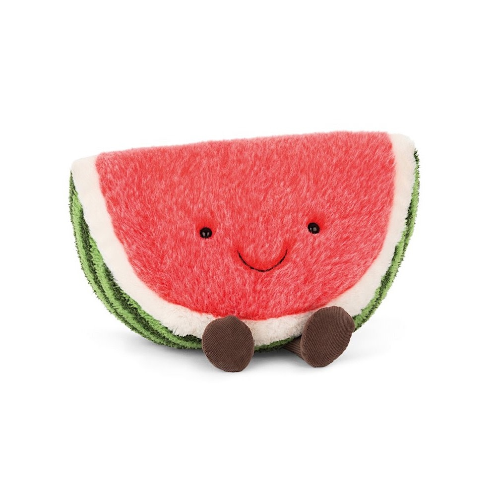 Jellycat Jellycat  Amuseable Watermelon - Small - 6 Inches