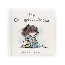 Jellycat Jellycat The Courageous Dragon Book